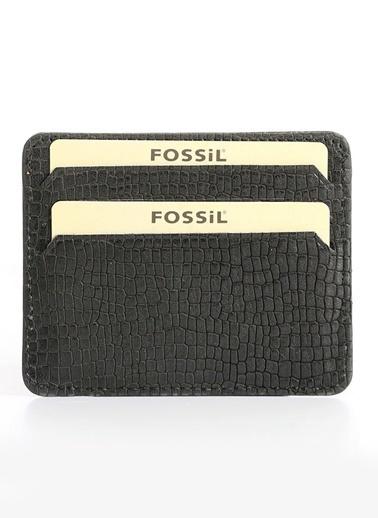 Fossil Kartlık Siyah